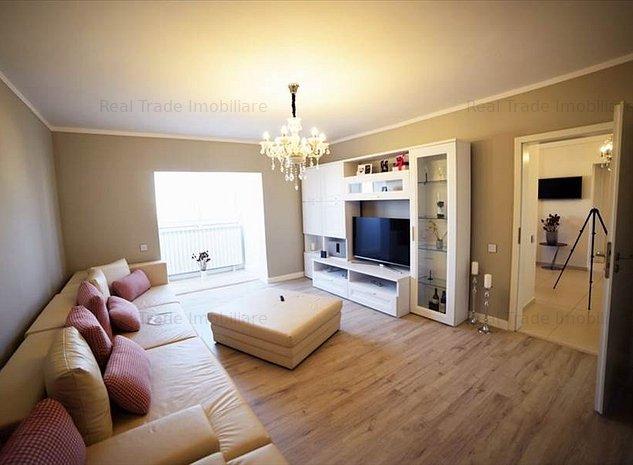 Vanzare apartament 2 camere decomandat renovat lux Vlahuta-Itc, Brasov - imaginea 1