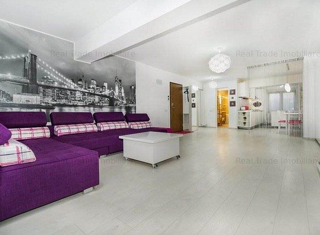 Apartament 2 camere decomandat bloc nou, mobilat lux Central, Brasov - imaginea 1