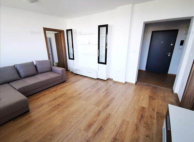 Apartament 2 camere mobilat complet bloc nou intrare Racadau, Brasov - imaginea 1
