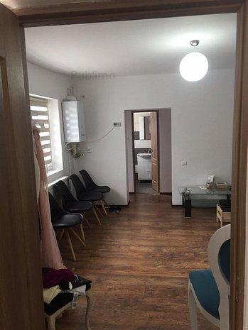 Casa cu 3 camere, pentru activitati de birou - imaginea 1
