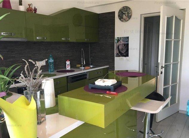 Casa 4 camere moderna, situata in ansamblu rezidential, zona Domnesti - imaginea 1
