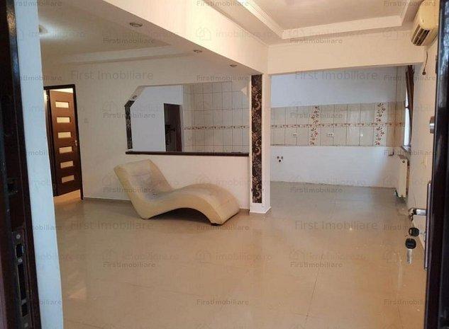 Vila 3 camere moderna, suprafata utila 80 mp, curte libera 180 mp - imaginea 1
