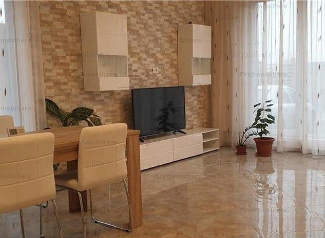 Vila 4 camere lux, suprafata utila 130 mp, curte 250 mp, terasa, P+1 - imaginea 1