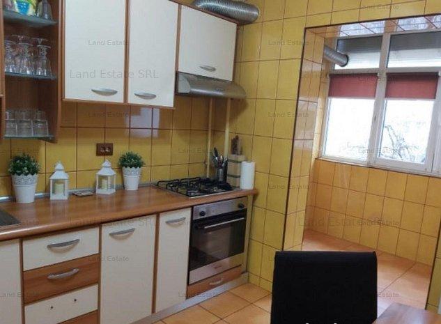 Apartament cu 3 camere in zona Rahova - imaginea 1