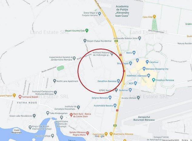 TEREN 1425MP BANEASA - JANDARMERIEI - DN1 - imaginea 1