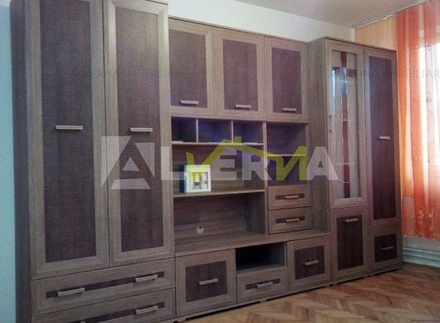 Apartament 3 camere, 58 mp,balcon, bl caramida, zona Autogara - imaginea 1