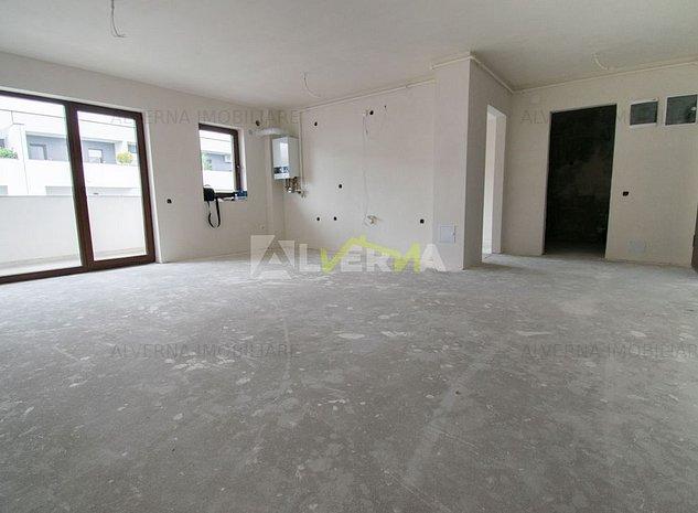 DISPONIBIL! Apartament 2 camere, 53 mp, garaj subteran, zona Europa - imaginea 1