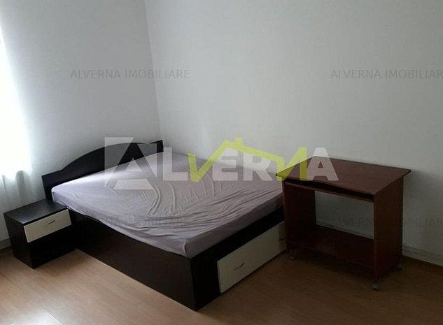 Apartament 2 camere, decomandat, 54 mp, zona Marasti The Office - imaginea 1