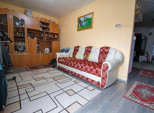 DISPONIBIL! Apartament 2 camere, decomandat, parcare, zona Apahida - imaginea 1