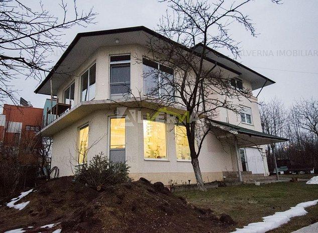 Vanzare casa individuala 244mp + teren 540mp, zona Europa - imaginea 1