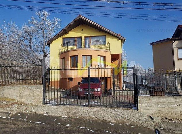 Casa invidividuala de inchiriat, 5 camere, living, garaj, zona Coposu - imaginea 1