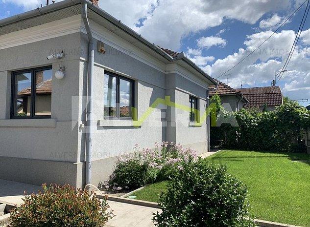 Casa individuala 120mp - 5 camere - nemobilata - parcari - Someseni - imaginea 1