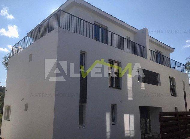 Duplex 165mp + gradina, dormitoare matrimoniale, zona Dambul Rotund - imaginea 1