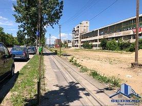 Teren constructii de închiriat, în Bucuresti, zona Basarabia
