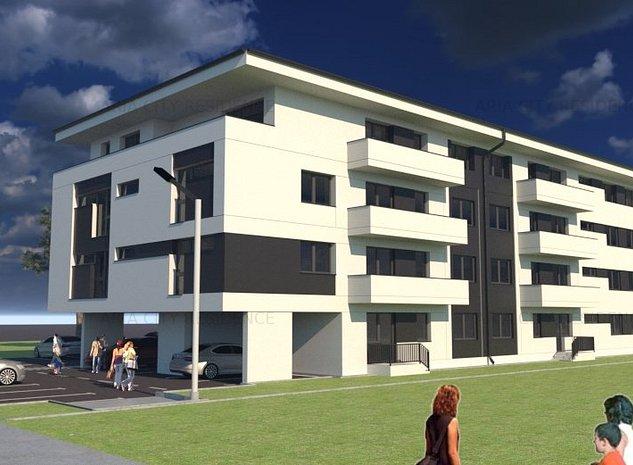 Apartament 2 camere, dec, bloc nou Sos.Giurgiului-Dedeman (ID:40) - imaginea 1