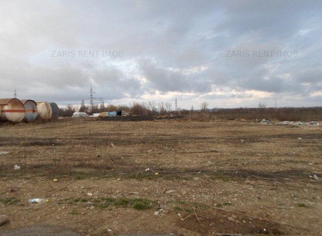 Vanzare teren in Ploiesti, zona industriala - imaginea 1