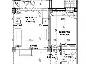 Apartament de vânzare 2 camere, în Ploieşti, zona Cantacuzino