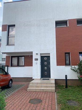 Vanzare vila, tip duplex, cartier Evocasa - imaginea 1