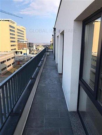 2 camere, 58 mp , Totul Nou, parcare, Terasa 24m, zona Calea Turzii - imaginea 1