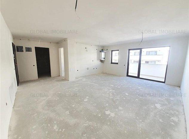 2 camere, 53 mp, terasa, parcare, Zona Str.Eugen Ionesco, Europa - imaginea 1