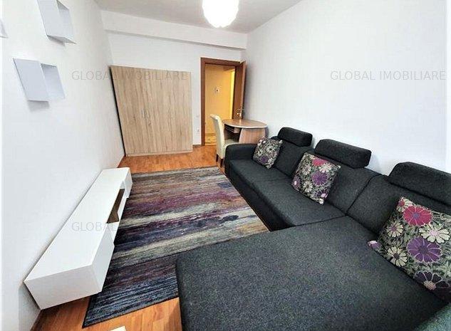 3 camere, 89 mp, decomandat, Balcon, Parcare, zona Zorilor, C. Noica - imaginea 1