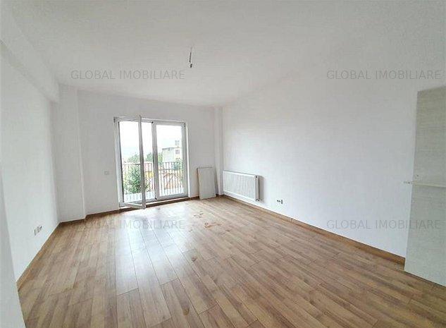 1 camera, 45 mp, decomandat, Totul Nou, parcare, terasa, zona Marasti - imaginea 1