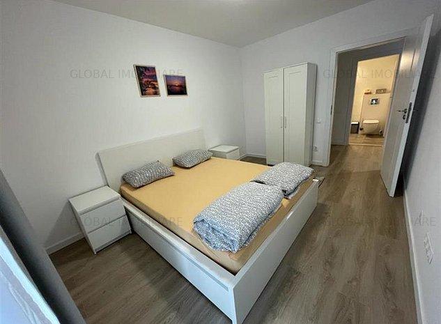 2 camere, 66 mp, mobilat/utilat, Totul Nou, parcare, zona Centrala - imaginea 1