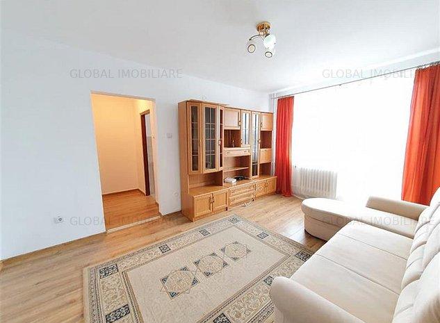 2 camere, 50mp, mobilat/utilat, Gheorgheni, zona str.Rasinari - imaginea 1