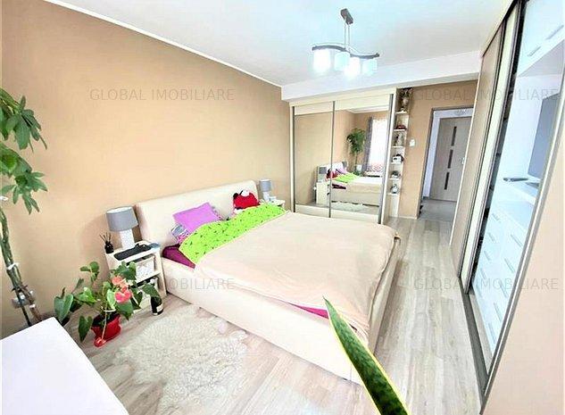 2 camere, 56 mp, decomandat, modern, zona Marasti - imaginea 1