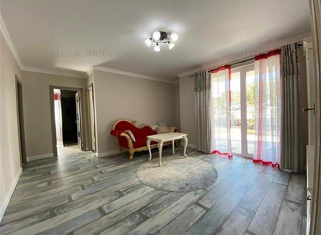 3 camere, 70mp, mobilat/utilat, Cartier Buna Ziua, zona str. Marin Sorescu - imaginea 1