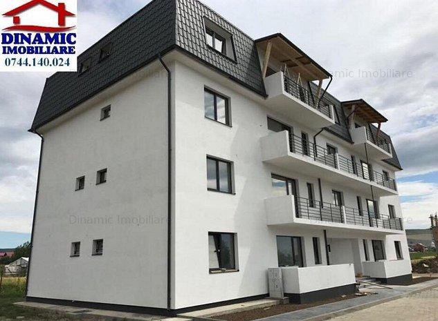 Apartament 3 camere bloc nou (finalizare 2020) - imaginea 1