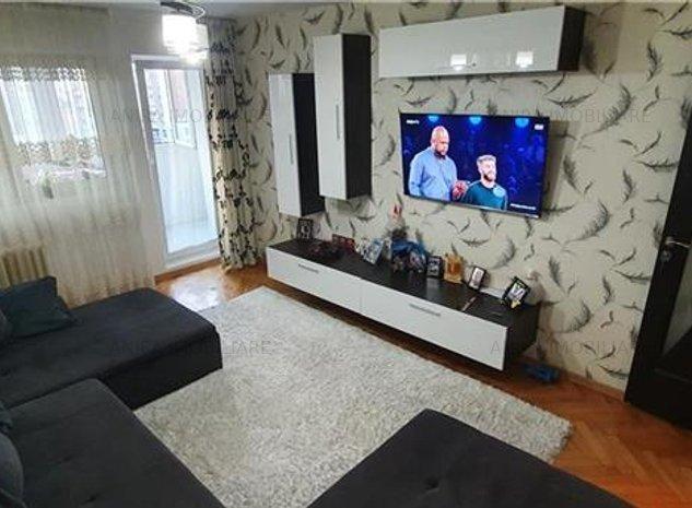 de vanzare apartament cu 2 camere, decomandat, Marasti, Cluj Napoca - imaginea 1