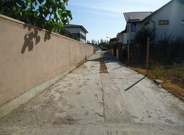 Militari-Rosu teren 500 mp locatie deosebita pentru casa/investitie - imaginea 1