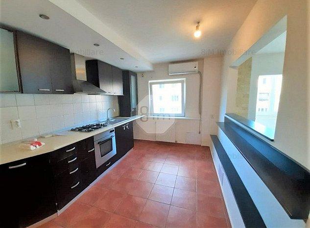 Vanzare Apartament, Decomandat, 4 Camere, 77mp, cu garaj zidit, Zona Kaufland ! - imaginea 1