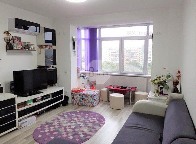 Vanzare Apartament, Semidecomandat,2 Camere, 46 mp, Zona Herculane ! - imaginea 1