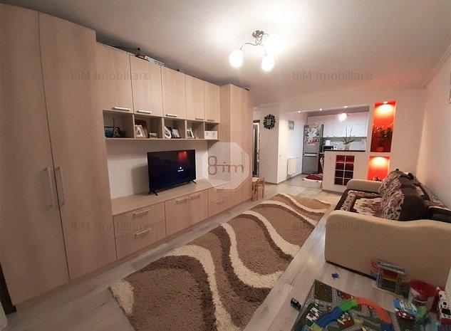 Vanzare Apartament 2 Camere, Semidecomandat, 49 mp, Zona Auchan ! - imaginea 1