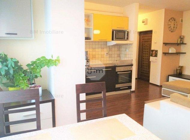 Vanzare Apartament 2 Camere, Semidecomandat, 58 mp, Zona Piata Mihai Viteazu ! - imaginea 1