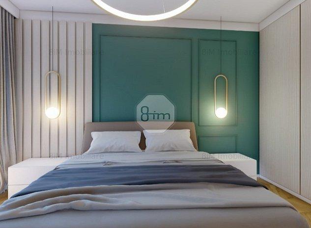 Vanzare Apartament, Decomandat, 2 Camere, 56.05 mp, Zona Golden Tulip ! - imaginea 1