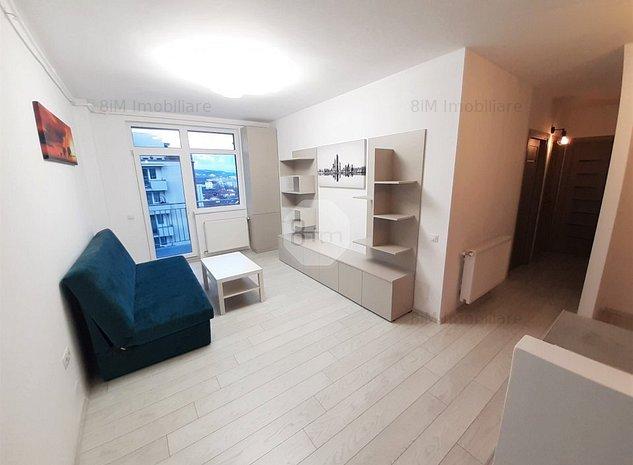 Vanzare Apartament Semidecomandat, 3 Camere, 65 mp , Zona Auchan Iris ! - imaginea 1