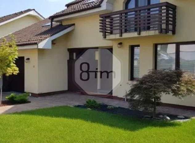 Vanzare Casa Individuala, 5 Camere, 240 mp, 517 mp teren, Zona Centura! - imaginea 1