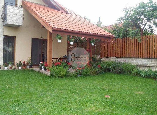 Vanzare | Casa Individuala | 170 mp utili | 375 mp curte | Zona Eugen Ionesco! - imaginea 1