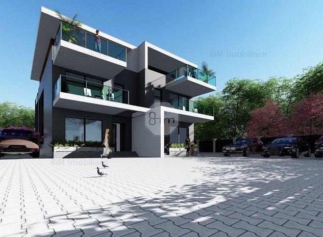 Vanzare Duplex 5 Camere, 180 mp, 315 mp Teren, Zona Grand Hotel Italia ! - imaginea 1