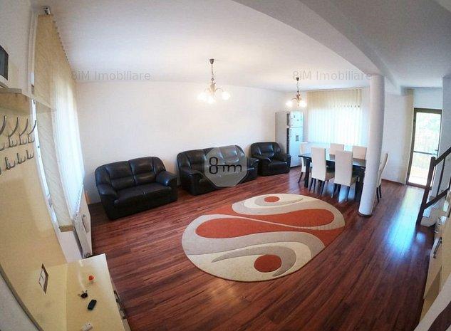 Unitate Triplex | 4 Camere | 131 mp | Zona Eugen Ionesco ! - imaginea 1
