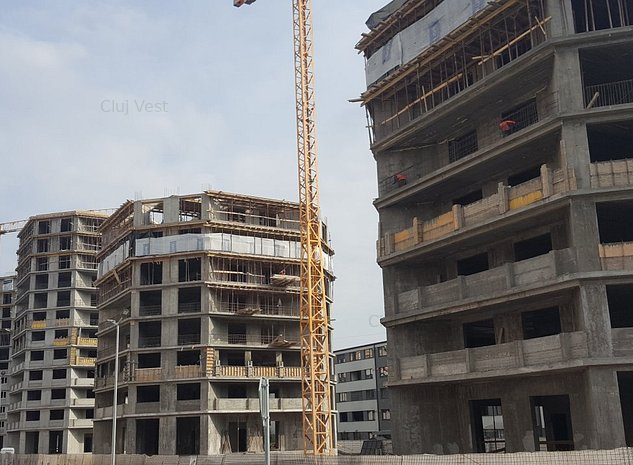 Constructor ofer spre vanzare apartament cu 3 camere. - imaginea 1