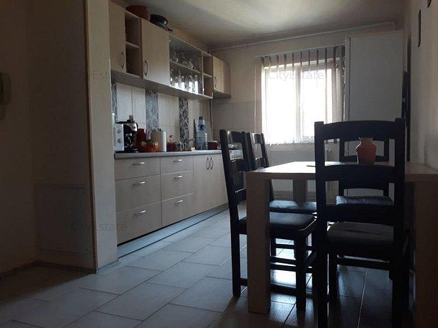Șagului apartament cu 3 camere - imaginea 1
