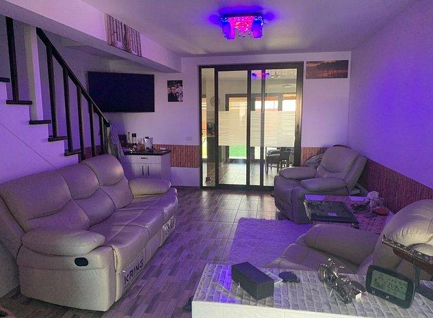 Dumbravita, casa insiruita complet mobilata+utilata - imaginea 1