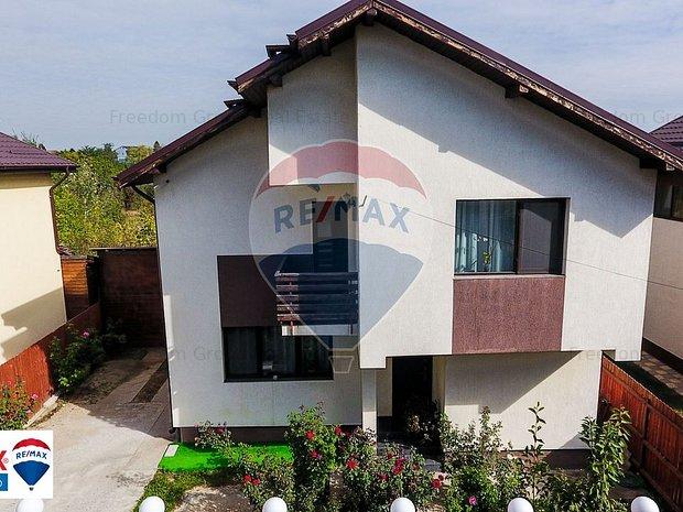 Chiajna, vila 4 camere, comision 0% la cumparator - imaginea 2