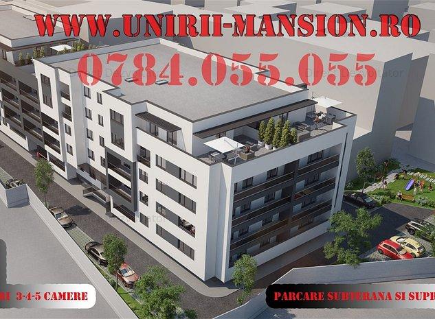 Unirii-Mansion.ro / 3 Camere 97 mp - imaginea 1