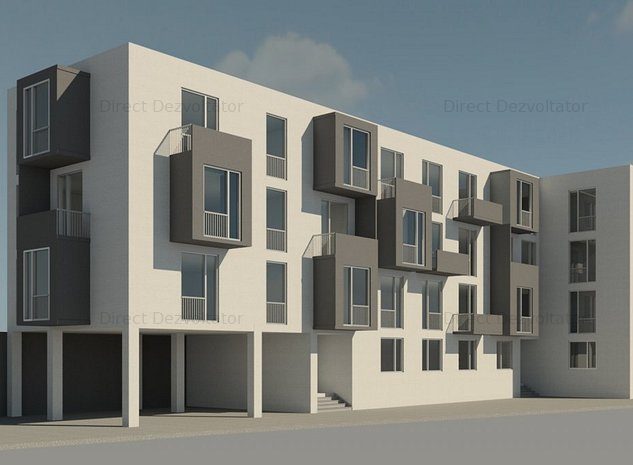 Brancoveanu/Alunisului 3 cam+terasa 60mp - imaginea 1