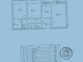Apartament de vânzare 3 camere, în Targoviste, zona Sud